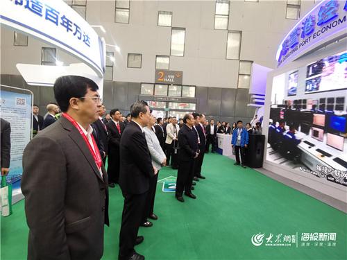 全球161家企业相聚东营 共绘石化产业发展新蓝图