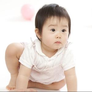 杨疑的宝宝图片可爱