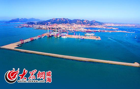 前三季度 荣成石岛港散杂货出口同比增长5.4%