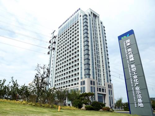 威海高新区战略产业园与威海移动开展5g初中合作大连哪个医疗好图片